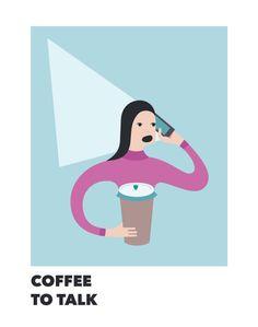 COFFEE TO WALK COFFEE TO TALK Rikkesbix.dk