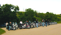 Experience the Backways & Byways on two wheels!