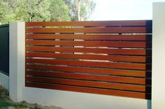 15 Best Contemporary Fence Designs Images In 2019 Fence