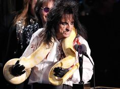 From his Rock and Roll Hall of Fame induction