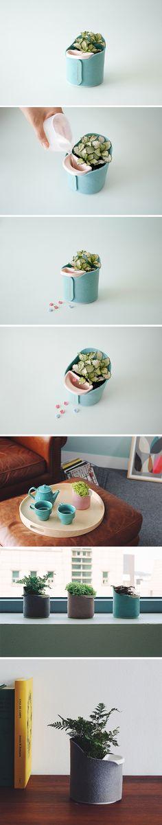 2014 oasis / pot / WV Design Studio with Eden Greening / www.wvdesign.kr