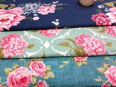 Tilda Fabric Bundle Fat Quarter 50 x 50cm x 3 by TheCottonLoom, £10.49