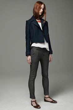 Thakoon Addition Pre-Fall 2013 Collection      Love the pants