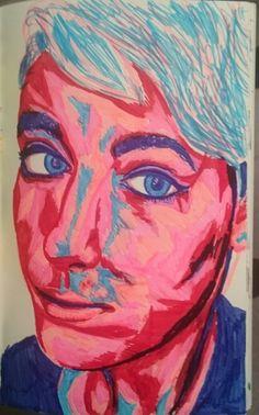 CAITLIN SCHEPERS - C0bra's art