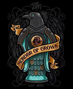 #Bioshock #Crow #Vigors