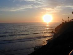 Pismo Beach Sunset- we had an incredible Anniversary weekend at Pismo....