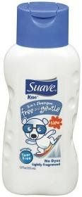 Suave Kids Free and Gentle 2 in 1 Shampoo and Conditioner 12 Ounce *** Click image for more details.(This is an Amazon affiliate link and I receive a commission for the sales)
