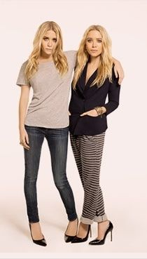 Love Ashley and Mary-Kate. Classy & Cute!