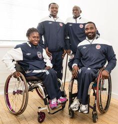 Our Right to Dream Paralympians are featured on the #AfricaChanel. Image courtesy of Emile Holba/The Africa Channel. http://www.theafricachannel.co.uk/meet-the-ghanaian-paralympic-athletes/