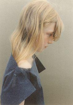 cotonblanc:   BLESS Nº02, Disposable T-shirts Photography by Bettina Komenda  BLESS: Celebrating 10 Years of Themelessness Nº00–Nº29, Sternberg Press