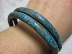 Make a Bangle Bracelet from a Copper Pipe