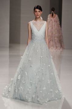 Georges Hobeika | Couture Spring-Summer 2015 | Look 42