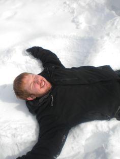snow angels #puremichigan