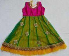 Girls Frock Design, Baby Dress Design, Kids Frocks Design, Baby Frocks Designs, Indian Dresses For Kids, Dresses Kids Girl, Girl Outfits, Baby Dresses, Kids Dress Wear