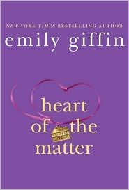 heart of the matter, emily giffin