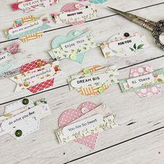 "Septeria18 on Instagram: ""🌸 NEW VIDEO 🌸 DIY Embellies/Simple Paper Layering (link in my bio). . . #diyembellishments #diycrafts #diy #handmadeembellishments…"" Scrapbook Page Layouts, Scrapbook Paper Crafts, Scrapbook Cards, Pocket Scrapbooking, Journal Cards, Junk Journal, Candy Cards, Scrapbook Embellishments, Vintage Crafts"
