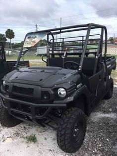 New 2016 Kawasaki Mule Pro-FX ATVs For Sale in Florida. 2016 Kawasaki Mule Pro-FX, 2016 Kawasaki Mule Pro-FX THE KAWASAKI DIFFERENCE Whether you re loading up a pallet of feed or heading out on a hunt, the Mule Pro-FX side x side has the versatility, power, and long lasting durability to make quick work of it over and over again. Features May Include: Cargo Bed can fit a standard size 40x48 pallet with up to 1,000 lbs. of cargo capacity 812cc three-cylinder engine with massive torque…