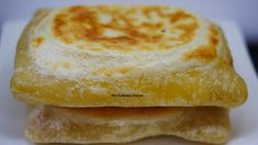 These cheese pockets are are so easy and simple to make and they are really good to serve as breakfast or even in Lunch boxes. Lunch Boxes, Finger Foods, Corner, Bread, Pockets, Cheese, Baking, Breakfast, Easy