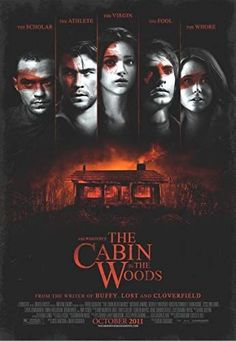 Best Horror Movies, Scary Movies, Great Movies, Halloween Movies, Into The Woods Movie, Cabin In The Woods, Horror Movie Posters, Film Posters, Love Movie