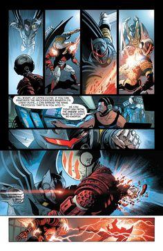 Full issue of Detective Comics 962 online Azrael Dc Comics, Alvaro Martinez, Chapter One, Detective Comics, Bat Family, Comics Online, Geek Stuff, Batman, Reading