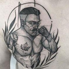 Boxer for Taras thank you bro Made at @chronicink Toronto With @silverbackink @revolutionneedles and @rghtstuff ➕➕➕➕➕➕➕➕➕➕➕➕➕➕➕➕➕➕➕➕➕ #artnerd2016 #inkstinctsubmission #iblackwork #tattooculturemagazine #tttism #blacktattoing #radtattoos #blackworkerssubmission #darkartists #tattoodo #blackworkartists #blackwork #blacktattoomag #blacktattooart #fineline #inspirationtatto #tattooartistmagazine #btattooing #onlyblackart #skinartmag #tattoorevuemag #silverbackinkstupid...