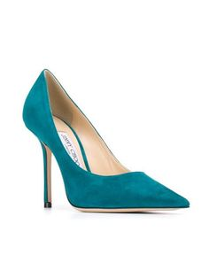 Shoe Boots, Shoes Sandals, Flats, Green High Heels, Love 100, Wedding Looks, Blue Suede, Teal Blue
