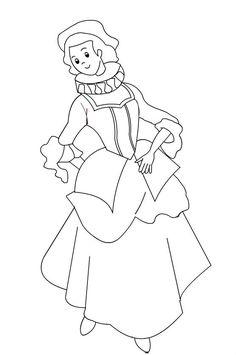 Disegno della maschera di rosaura da stampare e colorare for Maschera di flash da colorare