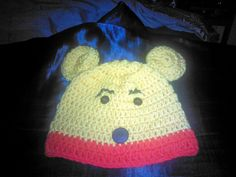 Winnie-the-Pooh hat