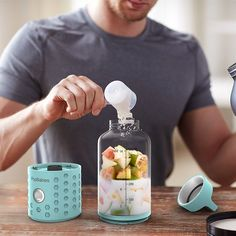 Blender for Shakes and Smoothies, Portable Best Offer. Best price Blender for Shakes and Smoothies, Portable Blender Stronger and Faster, PopBabies Small Blender with Ice Tray (BPA free FDA certified). Exceptional Detacha