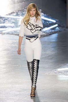 Rodarte S/S 15 RTW - NY Fashion Week NYFW