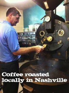 Grounds 2 Give Coffee, available at Porter Road Butcher, is roasted in Nashville, TN
