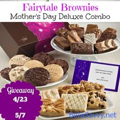 Enter to win some yummy brownies.