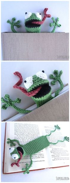 These nine crochet bookmark patterns are small projects that require just a little bit of yarn and time. Here are some free and paid crochet patterns for making bookmarks. Beginner Crochet Projects, Crochet For Beginners, Knitting Projects, Afghan Crochet Patterns, Knitting Patterns, Sewing Patterns, Crochet Bookmark Patterns Free, Free Pattern, Easy Knitting