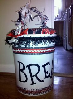 Cheer Buckets!! What I will be starting on this weekend!  I want these for our girls!