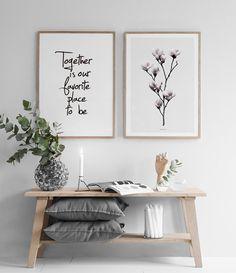 Together, plakater