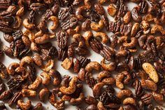Not-Too-Spicy Glazed Nuts: Learn how to make Lisa Oz's simple, spicy snack food.
