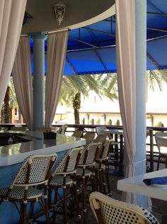 Outdoor Dining. City Place West Palm Beach