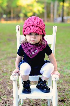 Custom Kids Scarf, Custom 4T Toddler to Preteen Crochet Scarflette, Cowl, Neckwarmer for Girls, Boys - You Pick ONE Color - 34 Colors on Etsy, $33.00