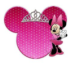 Red Minnie Mouse Invitation Templates Free 2015