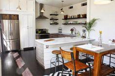 Antes y después de una cocina | Decorar tu casa es facilisimo.com