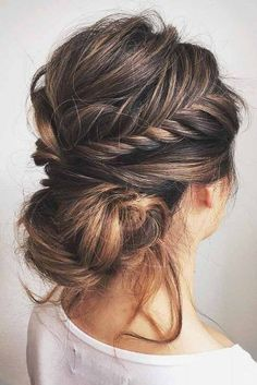 Braided Updo Ideas for Long Hair Picture 2 #FunStuff