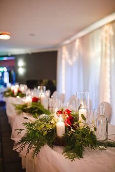 Photo collection by Tara Peach Photography Winter Wedding Decorations, Table Decorations, Star Wedding, Silver Stars, Reception, Photography, Home Decor, Photograph, Decoration Home