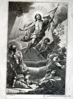 Arte: 10 GRABADOS DE JOAQUIN BALLESTER SOBRE PINTURAS DE SALVADOR MAELLA Y VELAZQUEZ - AÑO 1776 - Foto 23 - 26916446