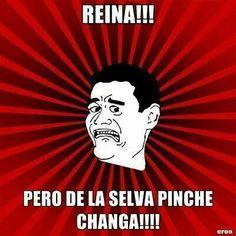 Afraid Yao Ming trollface - damn internet you sca… Spanish Jokes, Funny Spanish Memes, Funny Quotes, Funny Memes, Hilarious, Pepito Jokes, Latinas Be Like, I Started A Joke, Mexicans Be Like