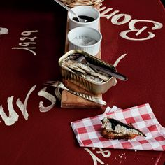 Sardine Toasts | Food & Wine