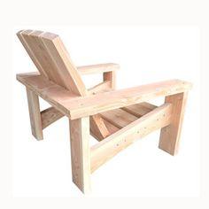 fauteuil bois - Wood Structure - fabricant de mobilier exterieur bois pour jardin et aire de loisirs - fauteuil bois pour salon de jardin