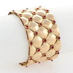 Retro French Bracelet - 1940's