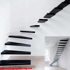 Yes they are a little dangerous but so visually attractive!  Stairs to Heaven !
