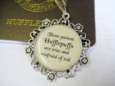 Yet another piece of Harry Potter jewelry that I would love to wear. $16 on Etsy in CissyPixie's store.
