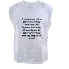 Daycare shirt!